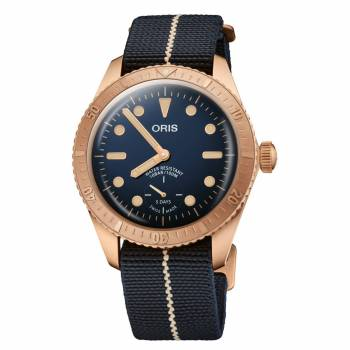 Oris Carl Brashear Cal. 401 Ltd. Edition (01 401 7764 3185-Set) Herrenuhr