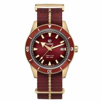 Rado Captain Cook Automatic Bronze (R32504407) Herrenuhr