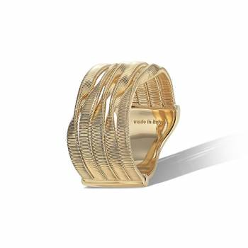 MARCO BICEGO Ring Marrakech 18kt Gelbgold (AG157)