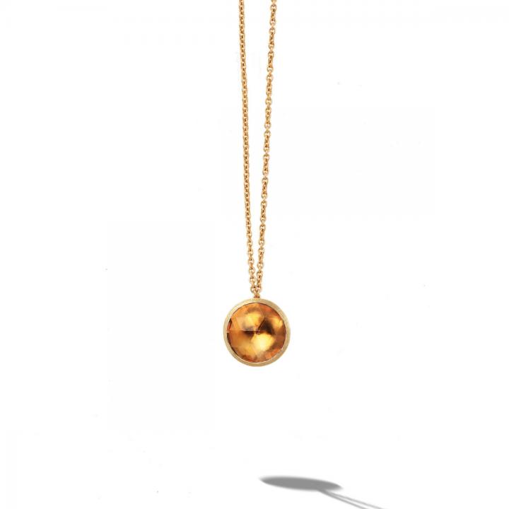 MARCO BICEGA Collier Jaipur 18kt Gelbgold mit Citrin (CB2607 QG01)