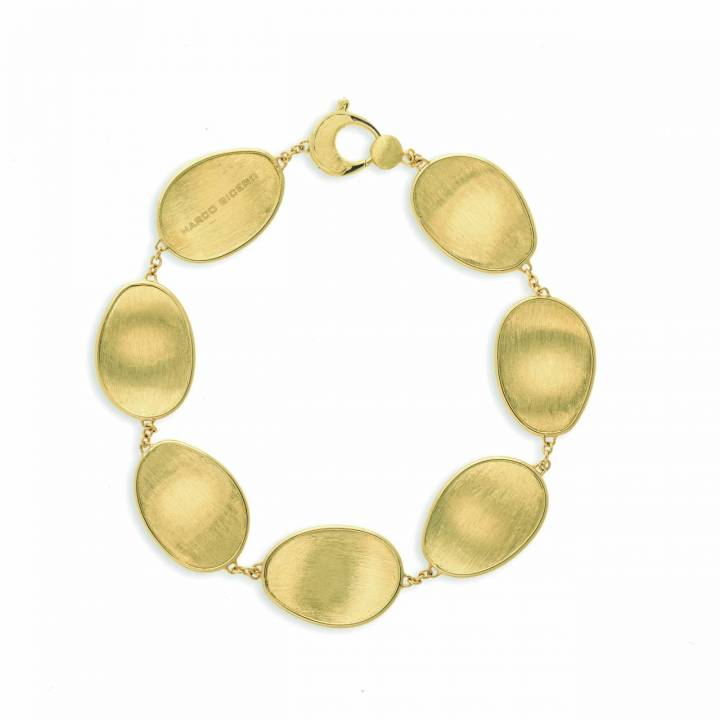 MARCO BICEGO Armband Lunaria 18kt Gelbgold (BB2099)