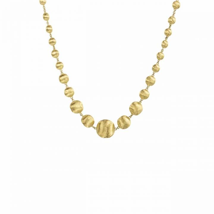 MARCO BICEGO Collier Africa 18kt Gelbgold (CB1416)