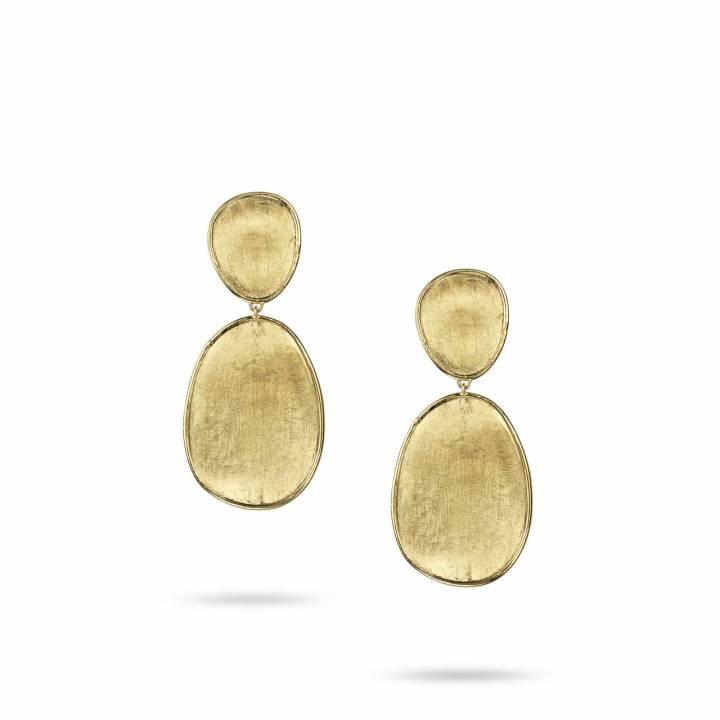 MARCO BICEGO Ohrstecker Lunaria 18kt Gelbgold (OB1345)