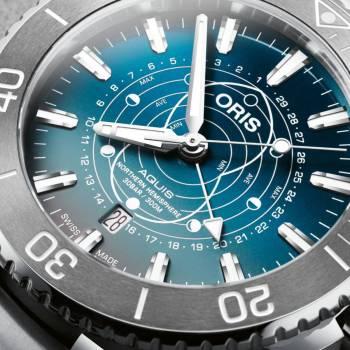 Oris Dat Watt Limited Edition (01 761 7765 4185-Set) Herrenuhr