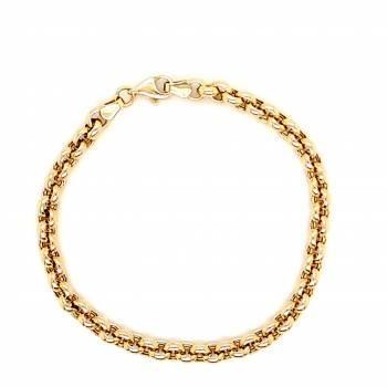 Armband Erbs 19 cm in 585 Gelbgold