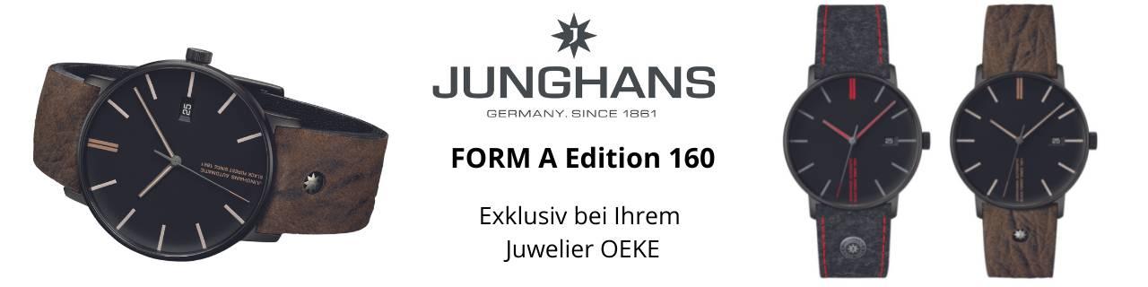 JUNGHANS Uhren kaufen - von Juwelier OEKE
