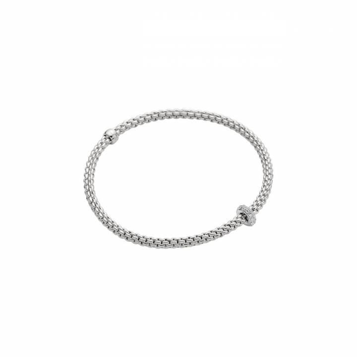 Fope Armband Prima 745B BBR Weißgold