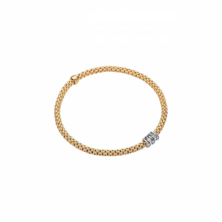 Fope Armband Prima 746B BBRM Gelbgold
