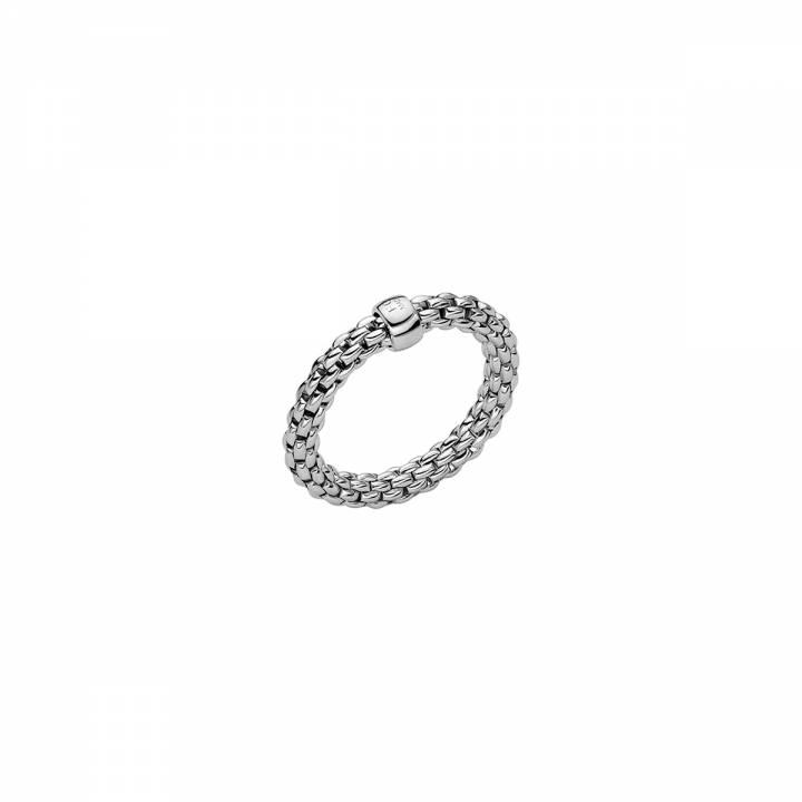Fope Ring Essentials AN04M Weißgold