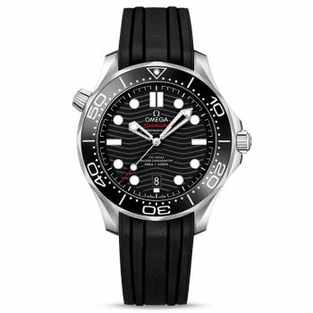 Omega Seamaster Diver 300M Co-Axial Master Chronometer 42mm Herrenuhr (210.32.42.20.01.001) Vintage Uhr