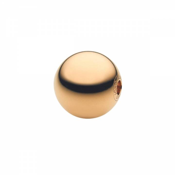 Perlschließe 11mm Gelbgold poliert