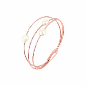 Pesavento Armband DNA mit Perlen (WDNAB403)