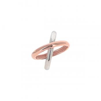 Pesavento Ring bicolor Polvere di Sogni (WPLVA1883)