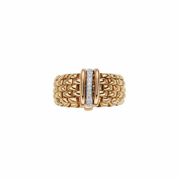 Fope Ring Panorama Gelbgold AN587 BBR