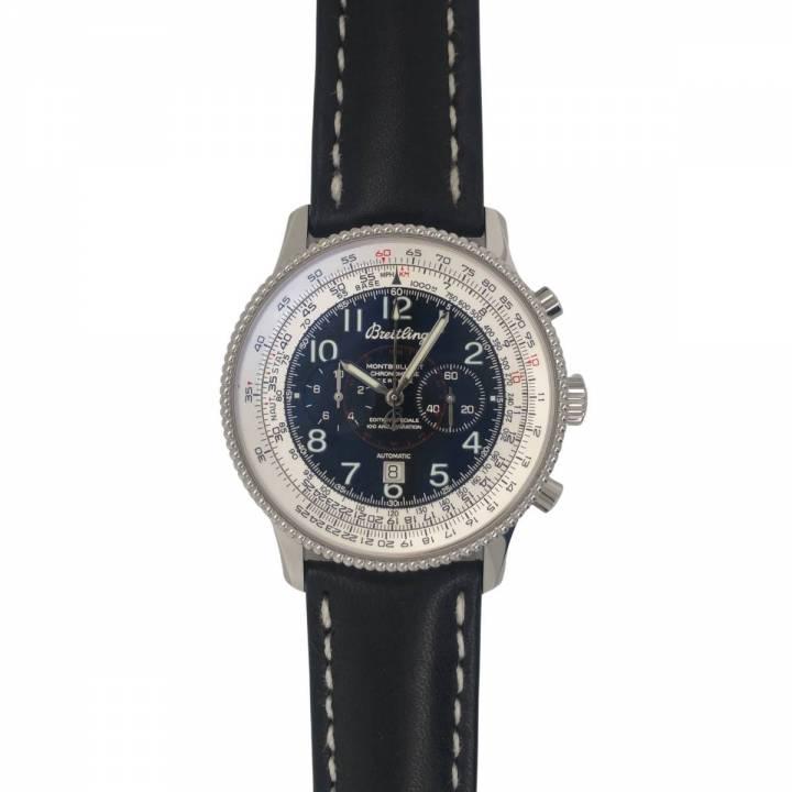 Breitling Montbrillant (A3533012) Vintage Uhr (2)