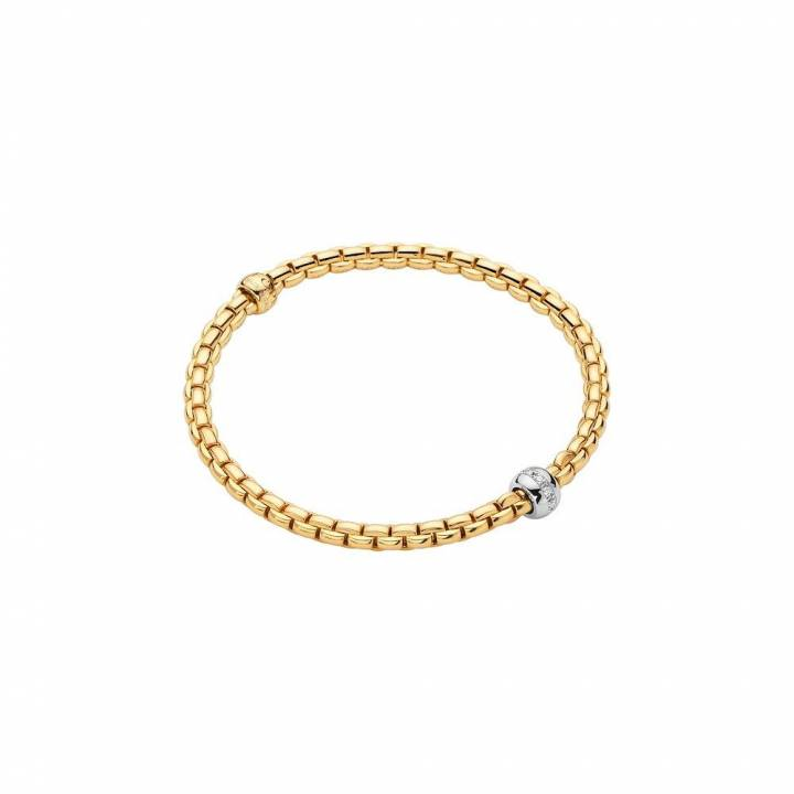 FOPE Armband EKA Tiny 733B BBRM Gelbgold