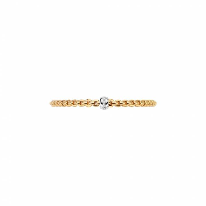 FOPE Armband EKA Tiny 733B BBRM Gelbgold3