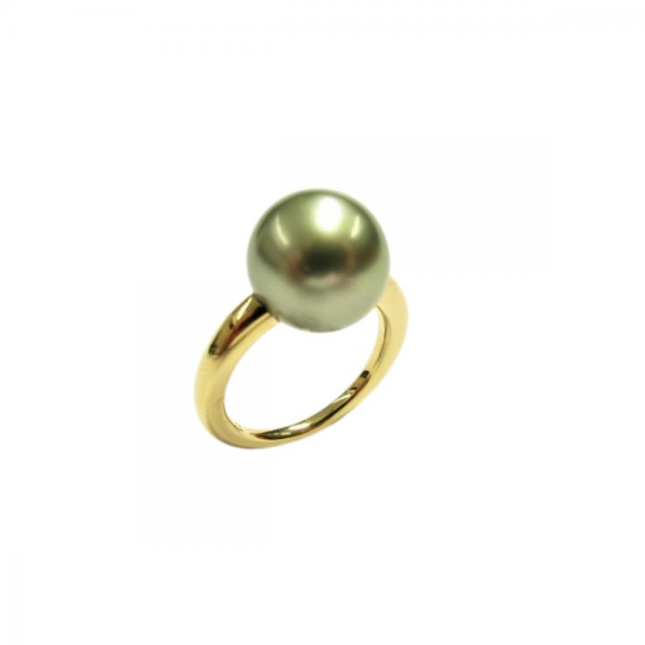 Gellner Ring mit Marutea Zuchtperle Roségold 5-22991-01