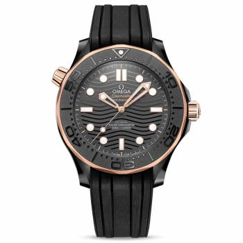 Omega Seamaster Diver 300M Co-Axial Master Chronometer 43,5 mm (210.62.44.20.01.001) Herrenuhr