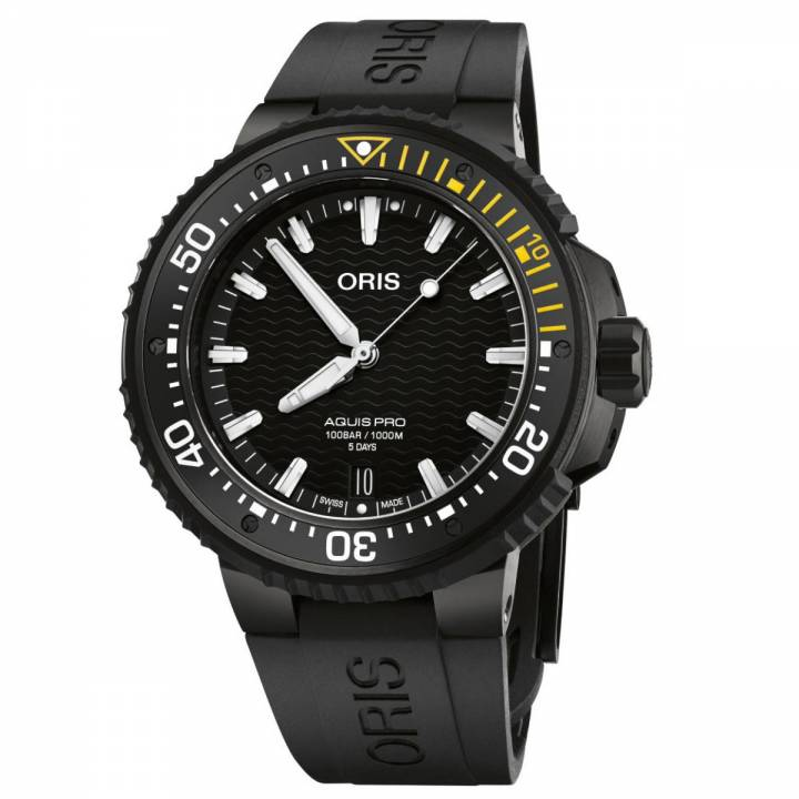 Oris Aquis Pro Date Calibre 400 (01 400 7767 7754) Herrenuhr