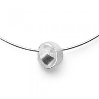 Bastian Anhänger Knoten Silber 39270