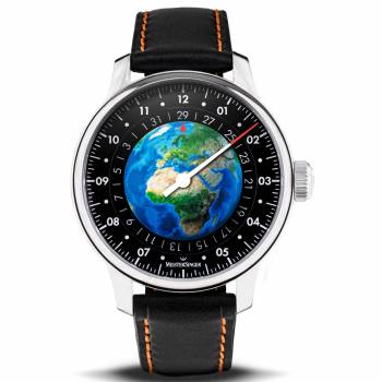 MeisterSinger Limited Edition Planet EARTH (ED-Earth) Herrenuhr