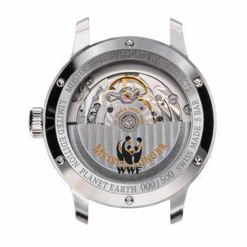 MeisterSinger Limited Edition Planet EARTH (ED-Earth) Herrenuhr1