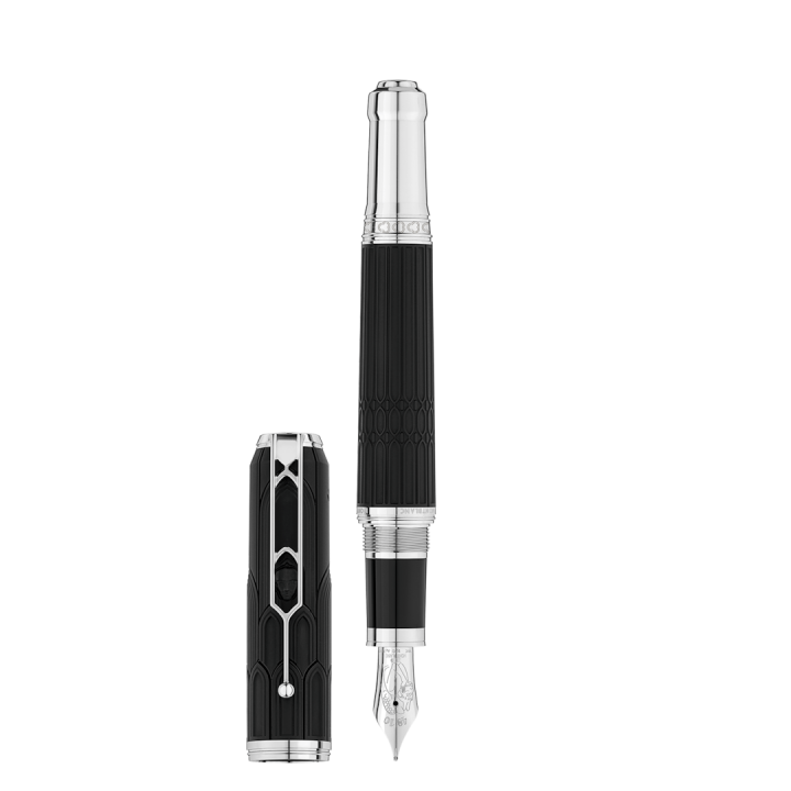 Montblanc Füller Writers Edition Homage to Victor Hugo Limited Edition 125510
